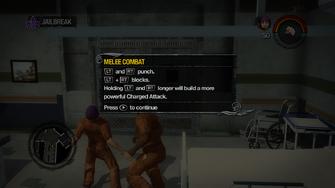 Jailbreak - Melee combat tutorial - basics