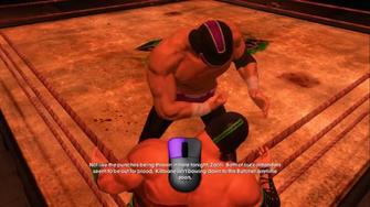 Murderbrawl XXXI - Playa fighting Killbane