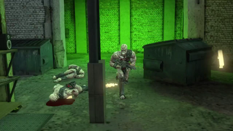 Saints Row IV Announce Teaser - Kinzie's Warehouse