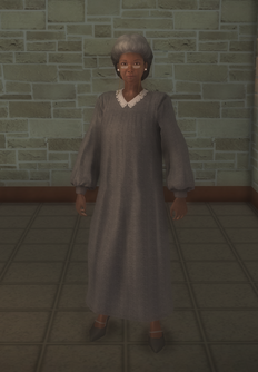 Judge Melmack - character model in Saints Row 2