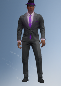 Pierce - white house - character model in Saints Row IV