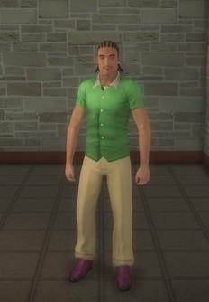 Pimp - hispanic generic - character model in Saints Row 2