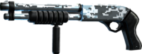 SRIV Shotguns - Pump-Action Shotgun - Deacon 12-Gauge - Digital Camo
