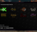 Radio Stations in Saints Row: The Third