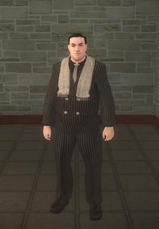 Eric - character model in Saints Row 2