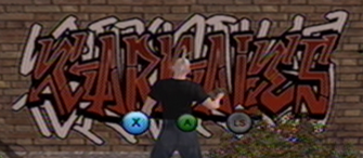 Tagging in Saints Row - button combos