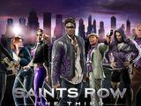 Персонажи в Saints Row: The Third