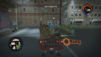 Oring - rear
