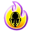 Saints Row 2 multiplayer badge - burnout