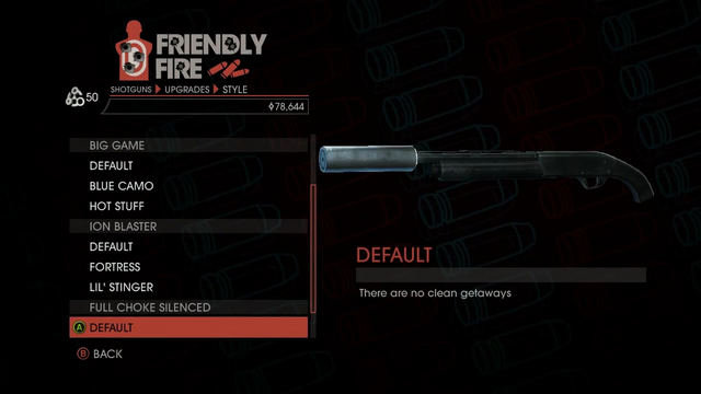 File:Weapon - Shotguns - Semi-Auto Shotgun - Full Choke Silenced - Default.png