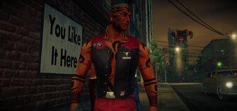 Brotherhood Member in Saints Row IV