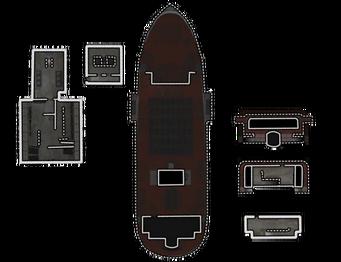 Cargo ship minimap