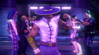 Pierce - finishing dance in Grand Finale Part Four