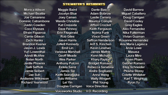 Saints Row credits screen 3