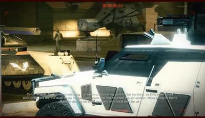 Condor in Kinzie's Adventures cutscene in Saints Row IV