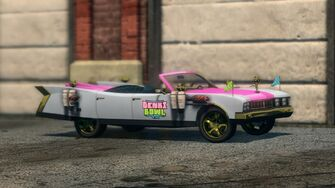 Genkimobile - front right in Saints Row The Third