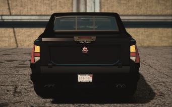 Saints Row IV variants - Criminal m2 hack - rear