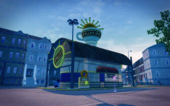 Sommerset in Saints Row 2 - Apollo's