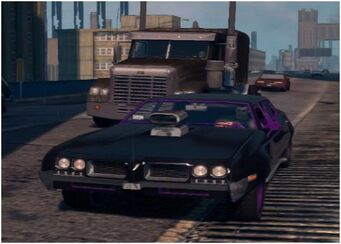 Bootlegger in Saints Row The Third