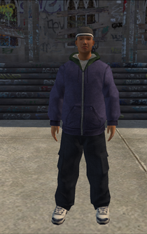 Generic young male 01 - BarrioCarMechanic - character model in Saints Row