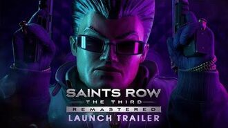 Saints Row® The Third™ - Remastered Launch Trailer PEGI