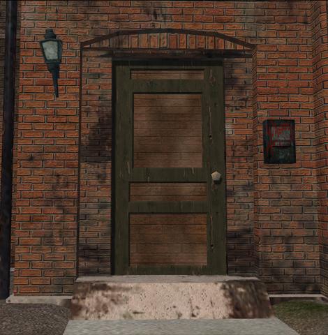 File:Saints Row Loft - closed front door.png