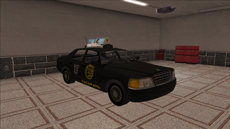 Saints Row variants - Taxi - BigWilly - front right