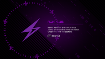 Fight Club - harder instances unlocked