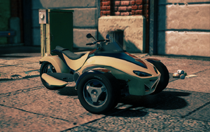 Pulse - front right in Saints Row IV