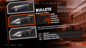 Saints Row Money Shot Bullet - Tardyon