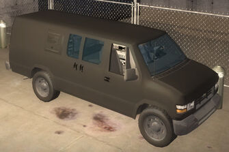 Anchor - front right in Saints Row 2