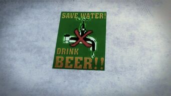 Brown Baggers - Save Water Drink Beer