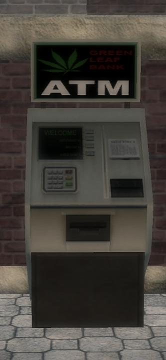 Culex Stadium ATM