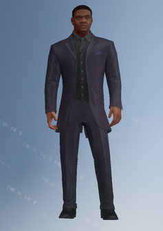 Keith - white house - character model in Saints Row IV