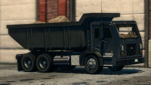 Longhauler - front right in Saints Row The Third