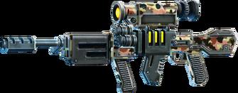 SRIV Rifles - Automatic Rifle - EM Railgun - Camo