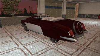 Saints Row variants - Gunslinger - Angelo - rear left