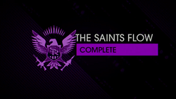 The Saints Flow Complete SRIV livestream