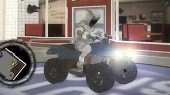 Toad - front right with lights in Saints Row 2