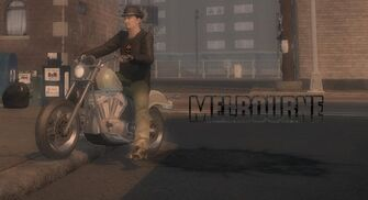 Melbourne - front left with logo in Saints Row 2