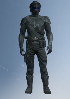 Playa - Saints team 6 pc - unused character model in Saints Row IV