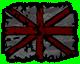 Saints Row 2 clothing logo - britflag