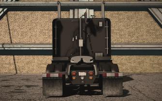 Saints Row IV variants - Peterliner Average - rear