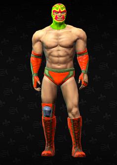 Wrestler 2 - Ivan - character model in Saints Row The Third