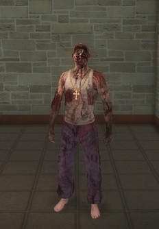 Zombie Carlos - character model in Saints Row 2