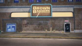 Brown Baggers Shivington exterior