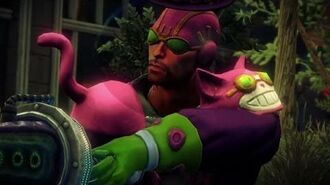 Saints Row 4 - Reverse Cosplay DLC Pack