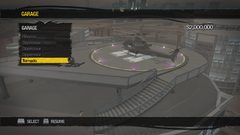 Saints Row Mega Condo - Helipad