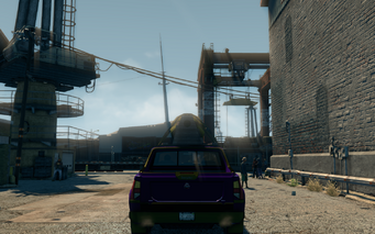Torbitron - rear in Saints Row The Third