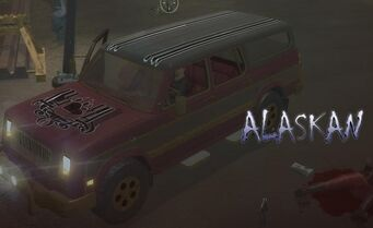 Alaskan with logo